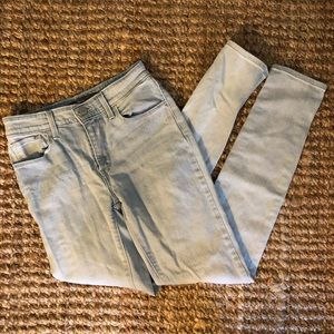 Levi's Hi Rise Skinny Size 0 Jeans